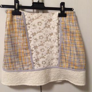 マーキュリーデュオ(MERCURYDUO)のマーキュリーのスカート(ミニスカート)