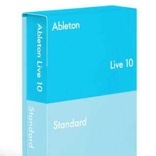 Ableton Live 10 standard(DAWソフトウェア)