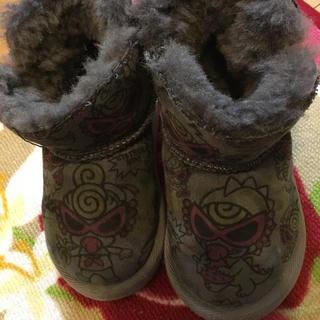 ヒステリックミニ(HYSTERIC MINI)のブーツ15センチ(ブーツ)