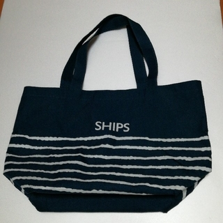 シップス(SHIPS)のSHIPS 雑誌付録 トートバック(トートバッグ)