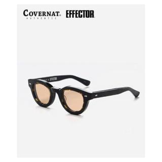 エフェクター(EFFECTOR)の完売品 EFFECTOR × COVERNAT カラーレンズサングラス(サングラス/メガネ)