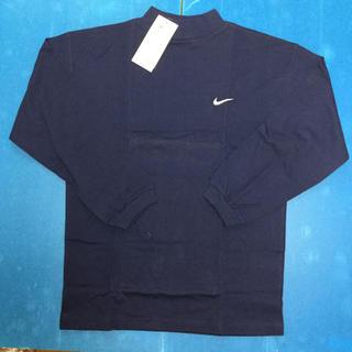 ナイキ(NIKE)のナイキ L120219 410 S ハイネック長袖シャツ(ウェア)