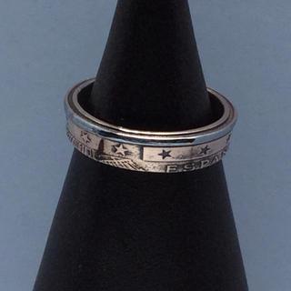 2ユーロセント  コインリング 8号(リング(指輪))