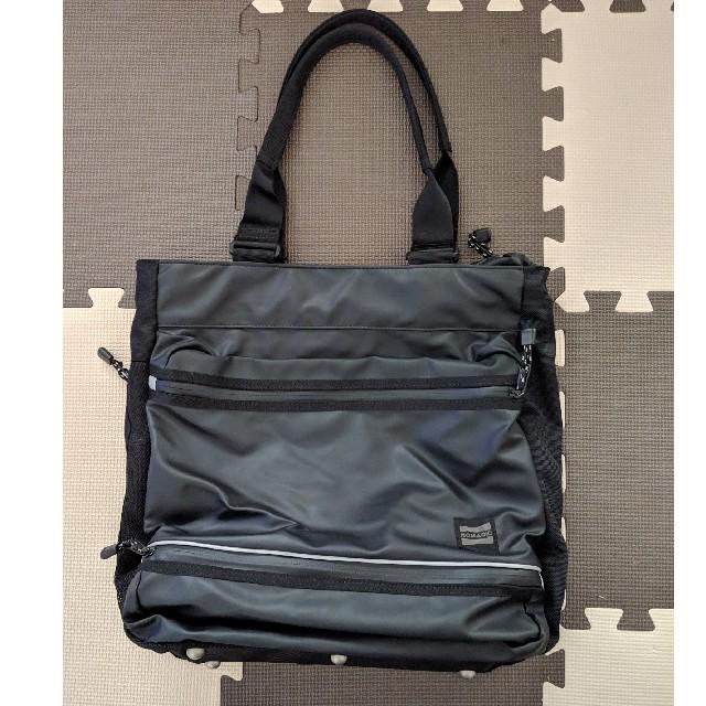 NOMADIC(ノーマディック)のノーマディックトートバッグ BESIDER 電車ビズ BS-82 メンズのバッグ(トートバッグ)の商品写真