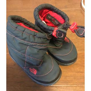 ザノースフェイス(THE NORTH FACE)のザノースフェイス  スノーブーツ   キッズ 14cm(ブーツ)