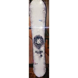 アライアン(ALLIAN)の17-18ALLIAN PRISM 155cm(ボード)
