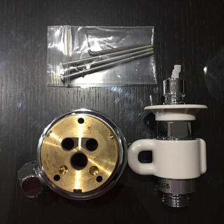食洗機専用シングル分岐水栓 CB-SSH8 toto (食器洗い機/乾燥機)