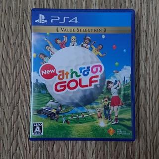 プレイステーション4(PlayStation4)のPS4 みんなのGOLF(家庭用ゲームソフト)
