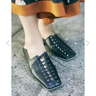 アメリヴィンテージ(Ameri VINTAGE)のameri vintage lace up loafer L (ローファー/革靴)