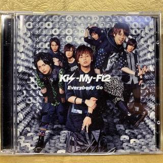 Kis-My-Ft2 / Everybody Go(TYPE-B)(ポップス/ロック(邦楽))