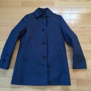 オリヒカ(ORIHICA)のオリヒカ メンズ コート Sサイズ 紺色 ほぼ新品(チェスターコート)