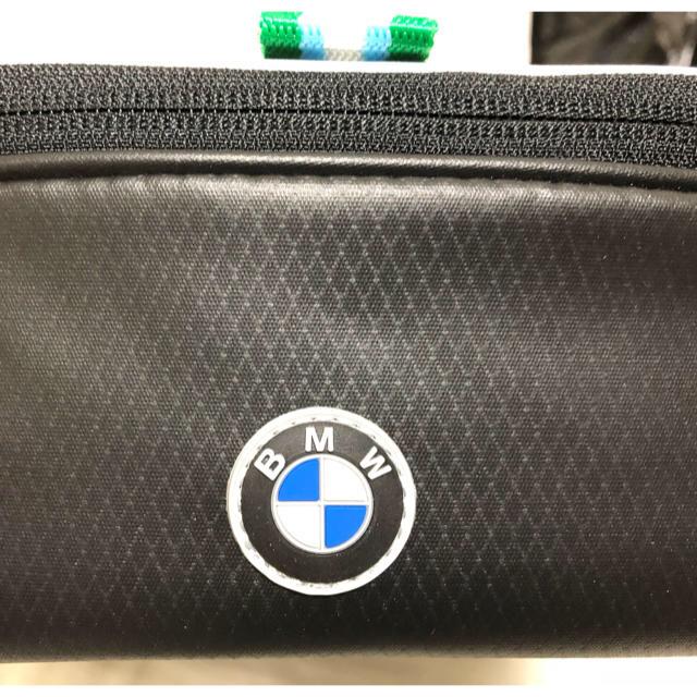 BMW(ビーエムダブリュー)の新品 BMW ゴルフ シューズバッグ スポーツ/アウトドアのゴルフ(シューズ)の商品写真