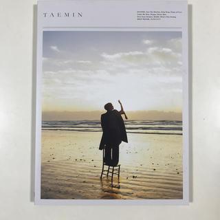 シャイニー(SHINee)の『TAEMIN』初回限定盤(CD+ DVD)(K-POP/アジア)