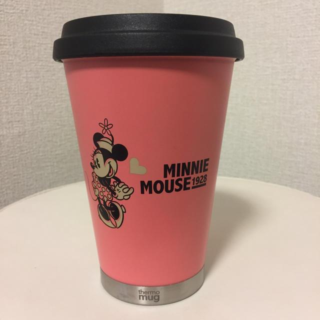 thermo mug(サーモマグ)のディズニー サーモマグ ミニー インテリア/住まい/日用品のキッチン/食器(タンブラー)の商品写真