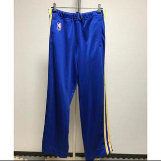 アディダス(adidas)の古着 90s NBA トラックパンツ サイドラインパンツ サンニブ (スラックス)
