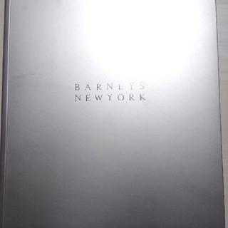 バーニーズニューヨーク(BARNEYS NEW YORK)のBARNEYS NEWYORK ギフトカタログ ブルー(その他)