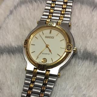 グッチ(Gucci)のGUCCI  9000M 腕時計 稼働中(腕時計(デジタル))