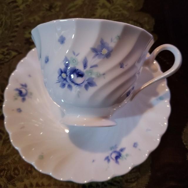 NIKKO(ニッコー)のNIKKO ペアコートカップ&ソーサー インテリア/住まい/日用品のキッチン/食器(グラス/カップ)の商品写真