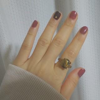フラワー(flower)のビンテージ リング(リング(指輪))