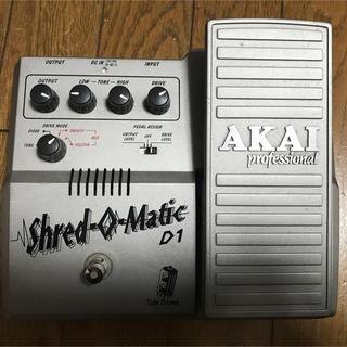 AKAI  shured-0-matic(その他)