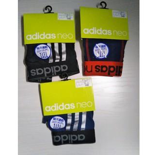 アディダス(adidas)のadidas ボクサーブリーフ 140 3枚 新品 3(下着)