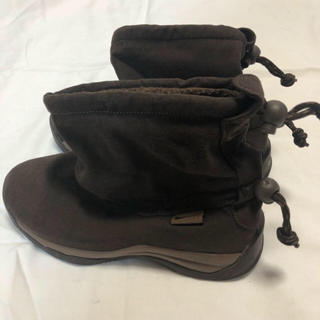 ナイキ(NIKE)のナイキ茶色ブーツ21センチ(ブーツ)