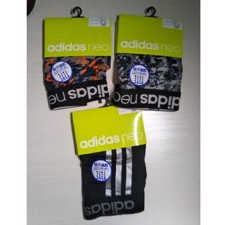 アディダス(adidas)のadidas ボクサーブリーフ 150 3枚 新品 3(下着)