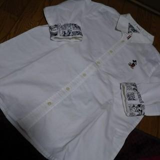 ディズニー(Disney)のDisneyワイシャツ(シャツ/ブラウス(長袖/七分))
