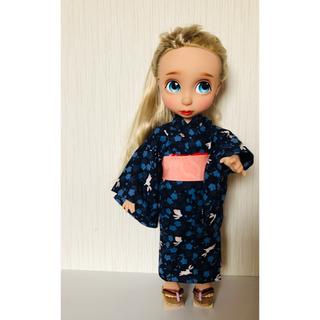ディズニー(Disney)のアニメータードール 服 浴衣(人形)