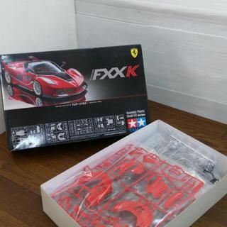 R24345 タミヤ 1/24スポーツカーシリーズ フェラーリFXXK 未組立品(プラモデル)