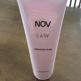 ノブ(NOV)のNOV L&W クレンジングオイルジェル (クレンジング/メイク落とし)
