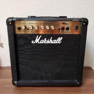 【suke39様専用】Marshall MG15CD ギターアンプ(ギターアンプ)
