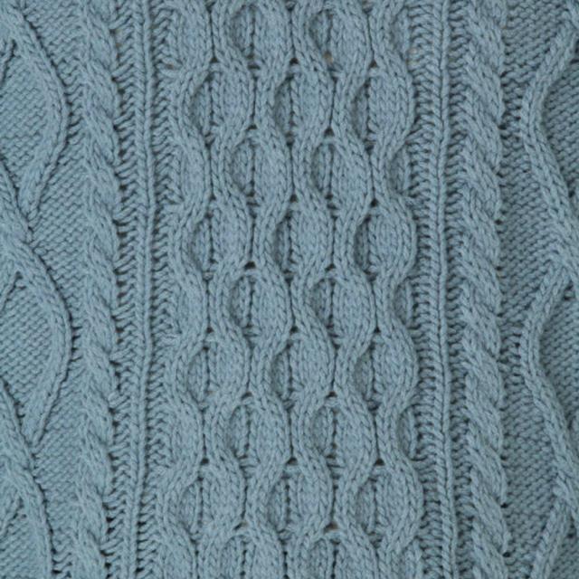 LOWRYS FARM(ローリーズファーム)のローリーズファーム/3Gケーブルプルオーバー レディースのトップス(ニット/セーター)の商品写真