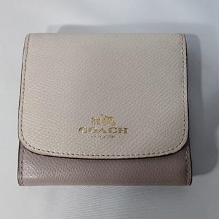 99a1a6766fcf コーチ(COACH) 革 財布(レディース)(グレー/灰色系)の通販 23点 ...