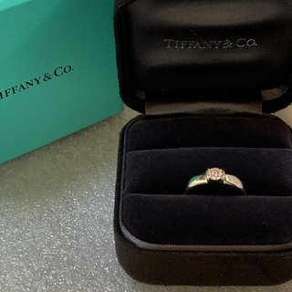 ティファニー(Tiffany & Co.)のティファニー ダイヤモンド リング(リング(指輪))