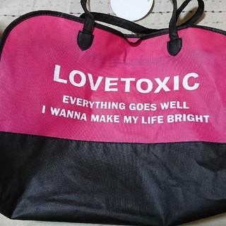 ラブトキシック(lovetoxic)のラブトキシック バッグ(トートバッグ)