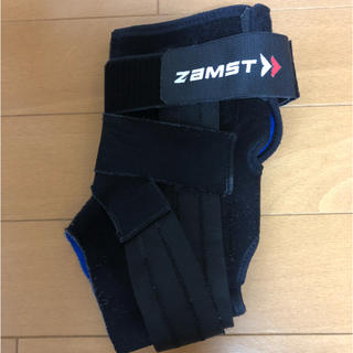 ザムスト(ZAMST)のZAMST サポーター 左M(トレーニング用品)