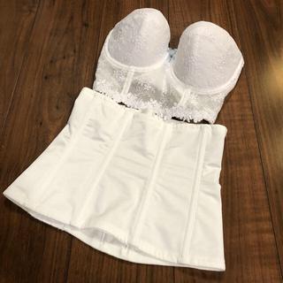 ワコール(Wacoal)のざっくぅ様専用ワコール ブライダル インナー ペチコート ニッパー ブラ(ウェディングドレス)