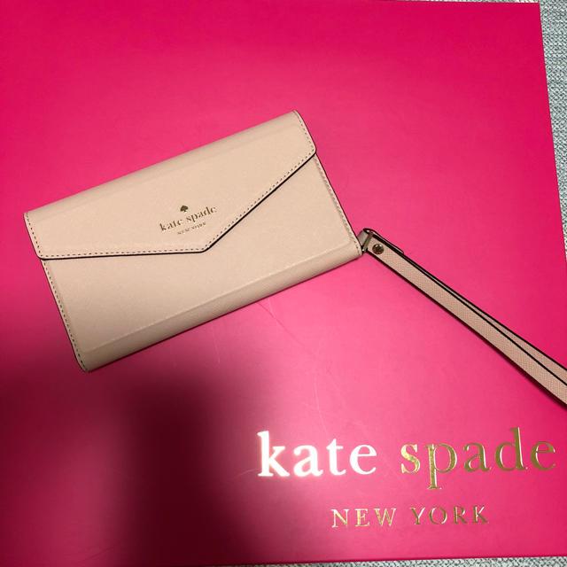 kate spade new york - 送料無料!新品 ケイトスペード  iPhone X XS ケース ショッパー付きの通販 by hanabuta's shop|ケイトスペードニューヨークならラクマ