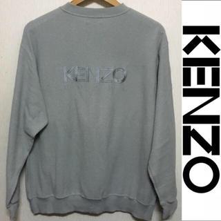 2bfb178afc1d7d ケンゾー(KENZO)のKENZO スウェット ケンゾー クルーネック カットソー ビッグロゴ(スウェット)