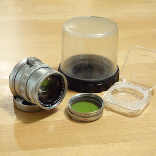 Leica M Summicron 50mm f/2 固定鏡胴 オーバーホール済(レンズ(単焦点))