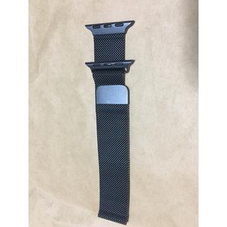 アップルウォッチ(Apple Watch)のApple Watch 38/40mm ミラネーゼループ(金属ベルト)