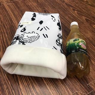 rd0037 寝袋(冬仕様) ハリネズミ ベッド グレー(小動物)