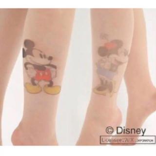 ディズニー(Disney)の新品♡ミッキータイツ♡(タイツ/ストッキング)