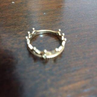 ノジェス(NOJESS)のノジェス☆ピンキーリング(リング(指輪))