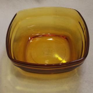 デュラレックス(DURALEX)のDURALEX デュラレックス アンバー 角小鉢 5個セット (食器)