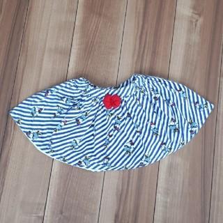 ディズニー(Disney)の95cm スカート ミニーマウス ミニスカート(スカート)