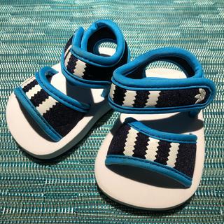 アディダス(adidas)のアディダス ベビー サンダル(サンダル)