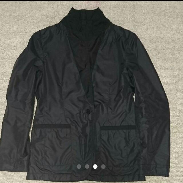 JOSEPH(ジョゼフ)ののりたま様専用 ジョセフ JOSEPH ナイロンジャケット 黒 メンズのジャケット/アウター(ナイロンジャケット)の商品写真