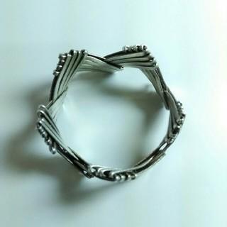 21号 純銀 シルバーリング(リング(指輪))